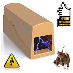SereneLife Humane Rat & Rodent Trap Electronic Mouse & Rat E
