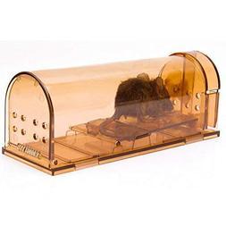 Vensmile Humane Smart Mouse Trap No Kill Rats Live Catch  2