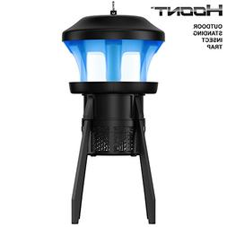 Hoont Indoor/Outdoor 3-Way Mosquito And Fly Trap Bright UV L