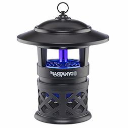 DynaTrap Insect Trap UV Fluorescent with 2 Extra UV Bulbs