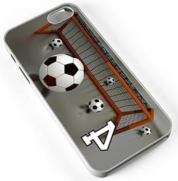 iPhone 8 Case Soccer Offside Trap Customizable by TYD Design