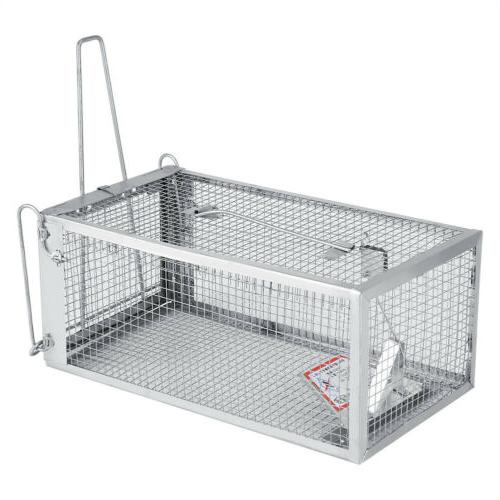 Rat Trap Live Pest Rodent Mouse Control Catch Hunting Trap