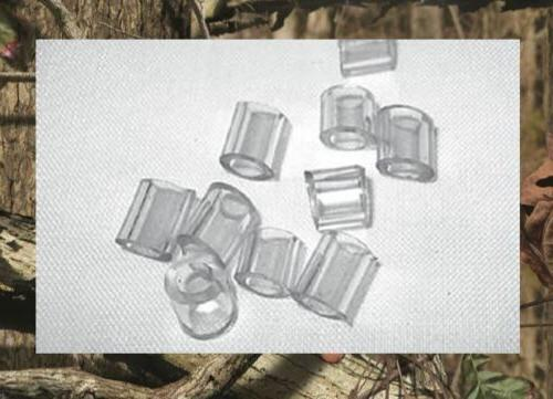 poly support collars trap snare making parts