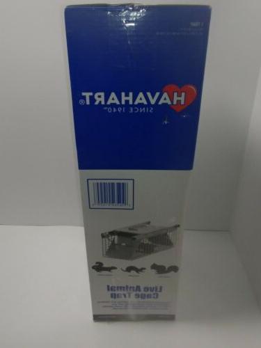 Havahart Cage Trap For Squirrels Rats pk