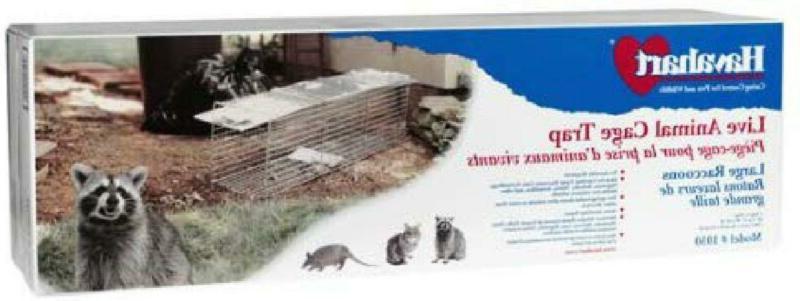 Havahart 1050 Live Two-Door Large Opossum Cage