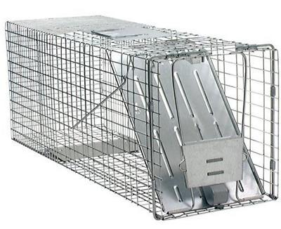 1079 large 1 door humane animal trap
