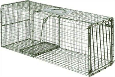 1114 heavy duty single door cage traps