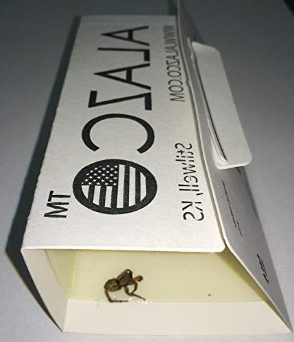 ALAZCO - Excellent Quality Boards Mouse Insects Crickets Mice Monitor NON-TOXIC MADE IN