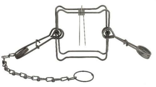 155 bt 0415 body gripping trap w