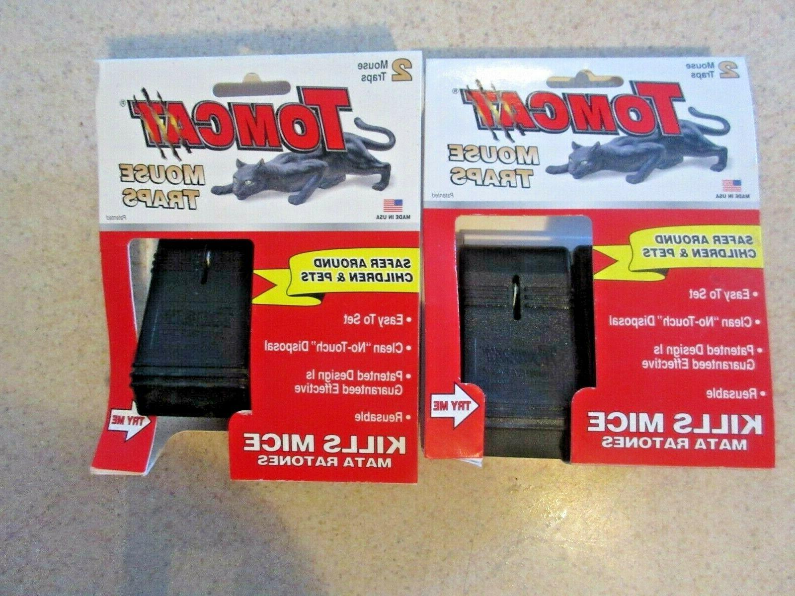 2 mouse snap traps 2 pack 4