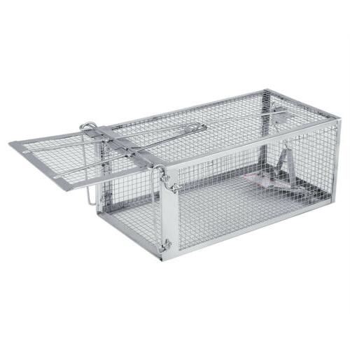 Rat Cage Live Mouse Trap