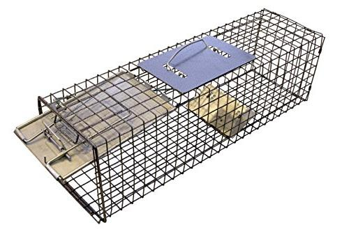 Neocraft 40050 Piece Animal Trap, Silver