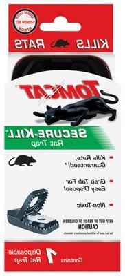 5 packs secure kill rat