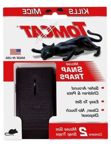 Snap traps reusable