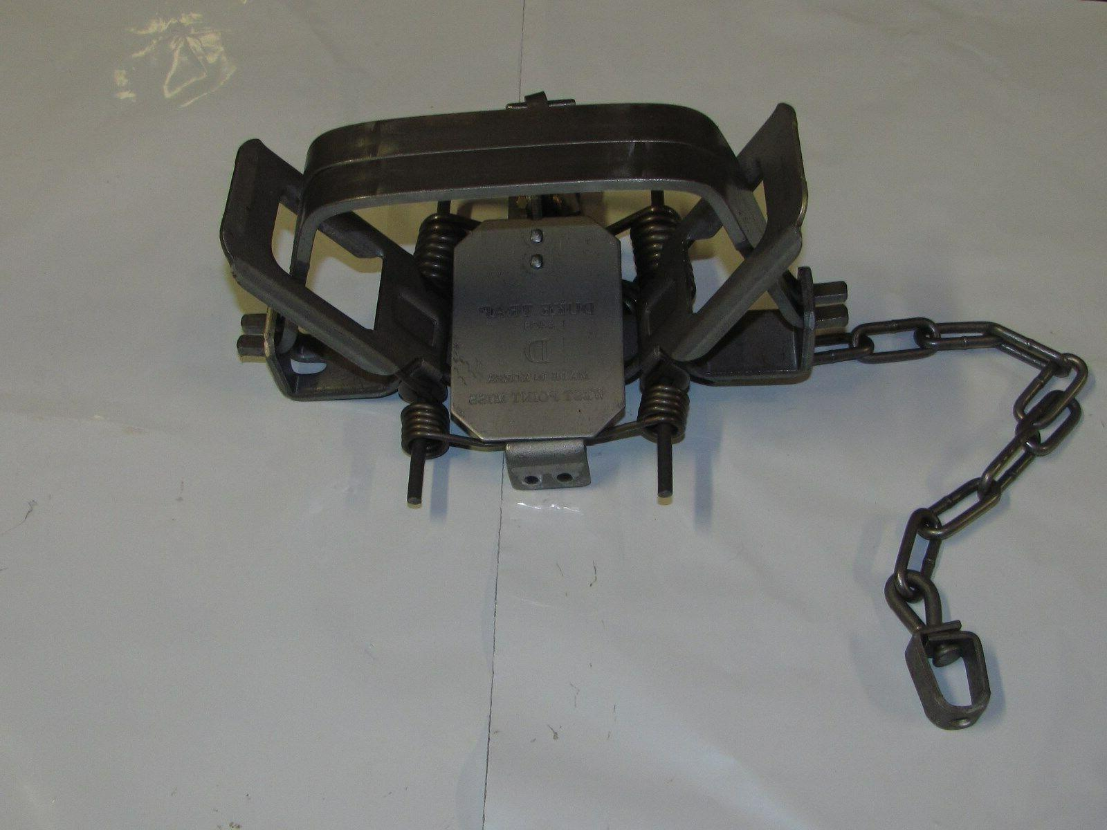 12 new 4 4x4 coil spring traps