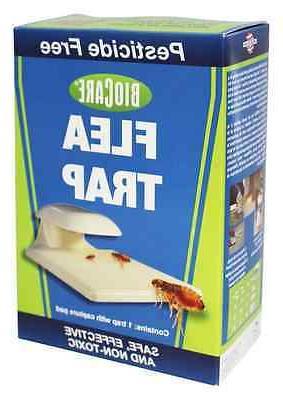 SpringStar - Electric Flea Trap With Capture Pad