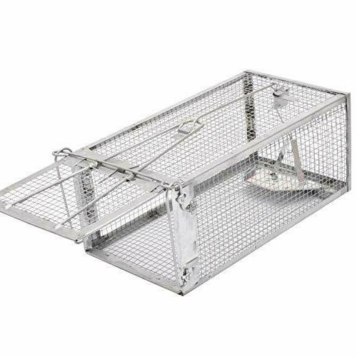 animal humane live cage trap