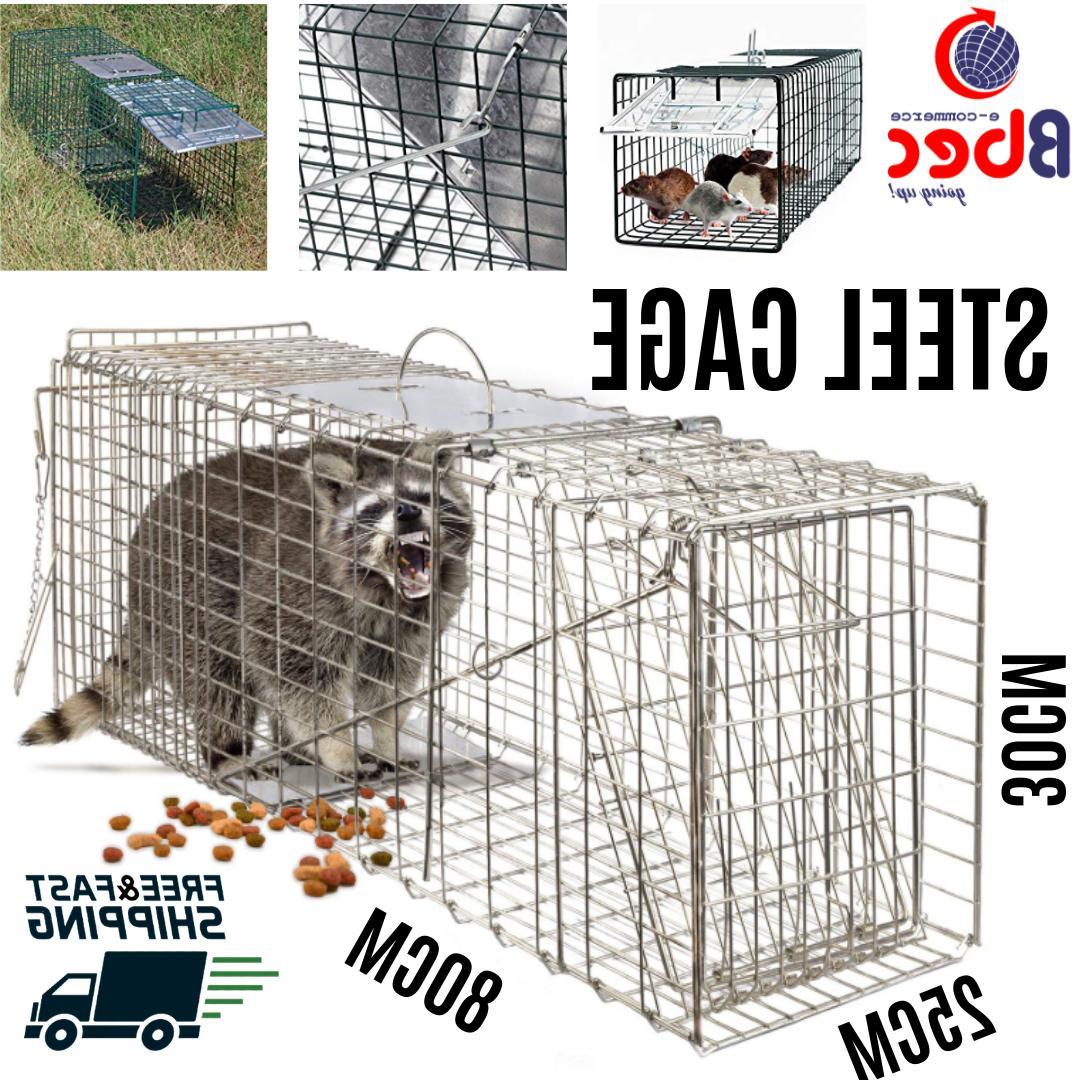 animal trap 32 x 12 x 12