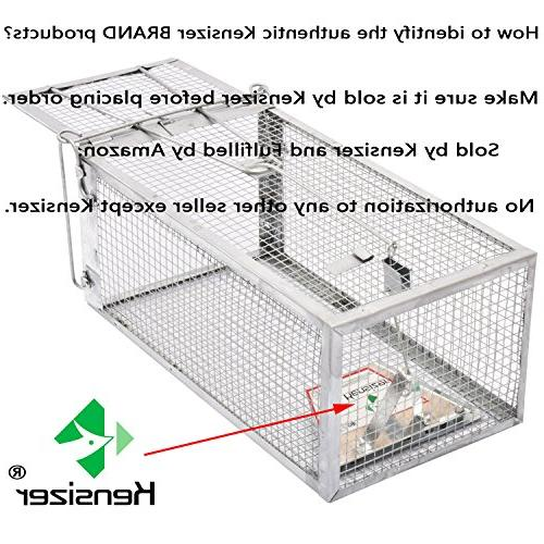 Kensizer Cage for Rat, Mouse, and Other Rodents