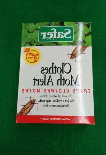 clothes moth alert trap 2 traps pack