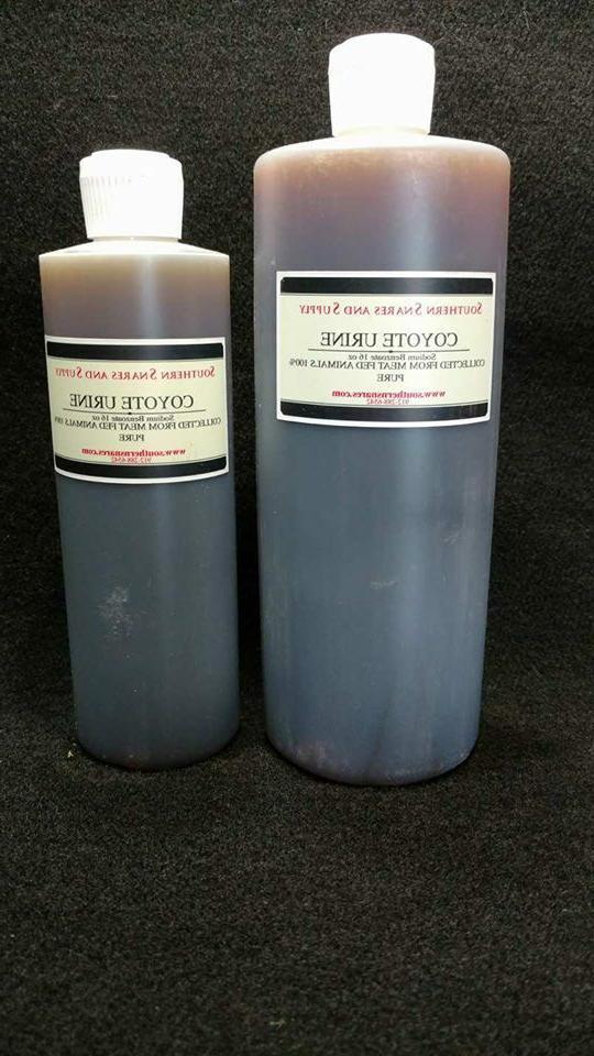 coyote urine 100 percent pure professional quality