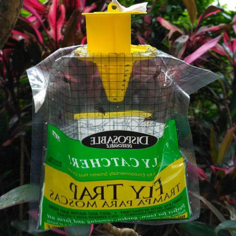 Disposable Fly Killer Pest Control Catcher US