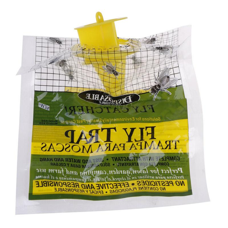 Disposable Fly Toxic Insect Killer Pest Control CatchTSJKU