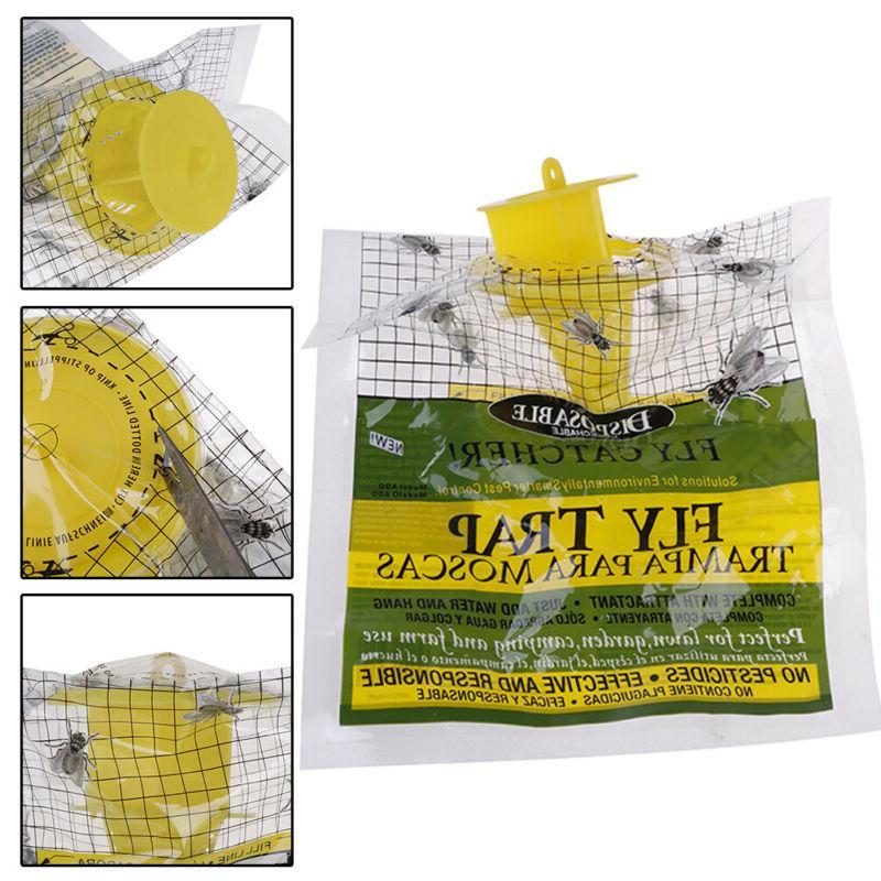 Disposable Trap Non Toxic Bag Outdoor Killer Pest