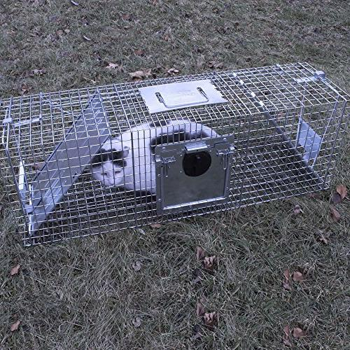 Havahart 998 Safe Animal Trap Raccoons, Opossums,