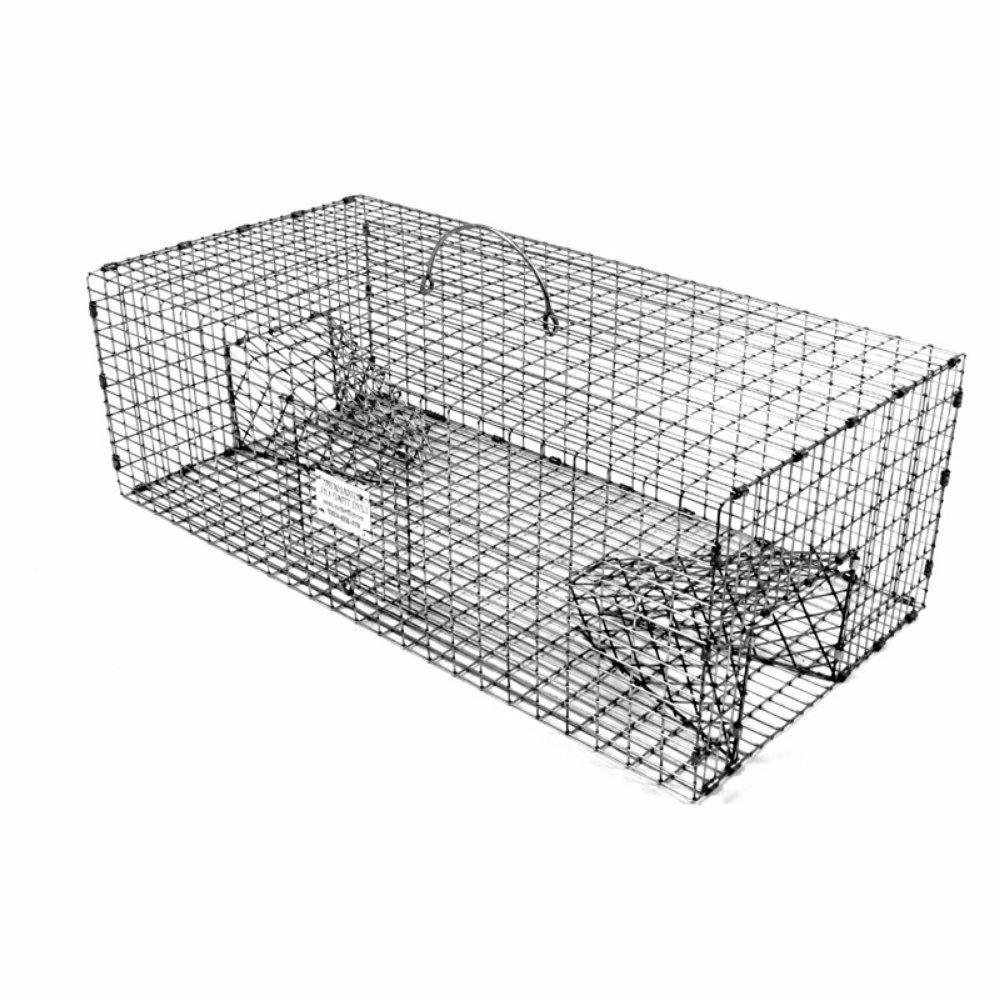 double door rigid live sparrow trap