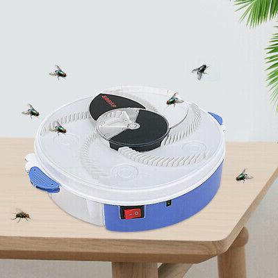 USB Electric Automatic Flycatcher Fly Trap Pest Reject Contr