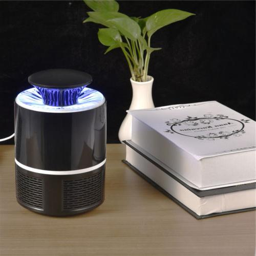 Electric Fly Bug Mosquito Insect Killer Light Control