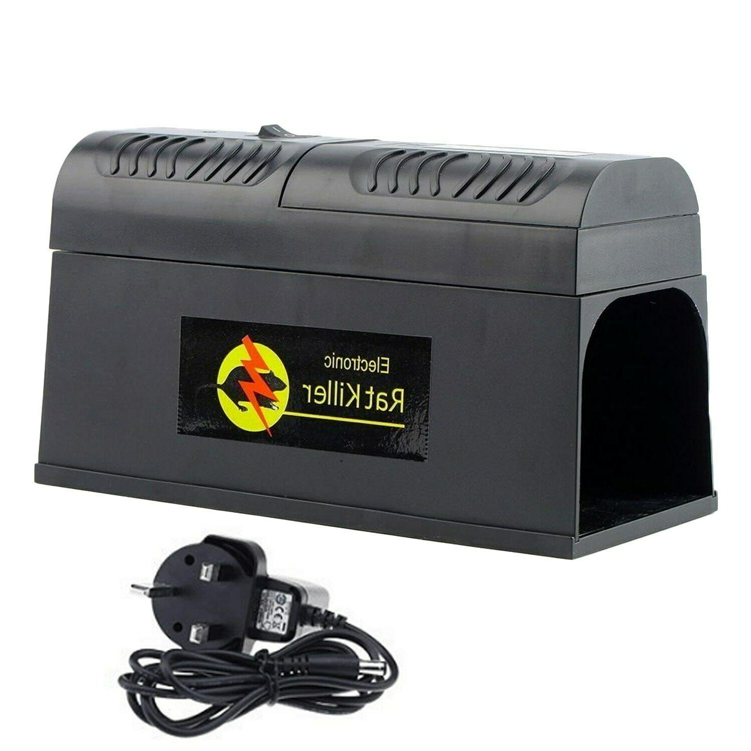 Electric Shock Rat Rodent Control