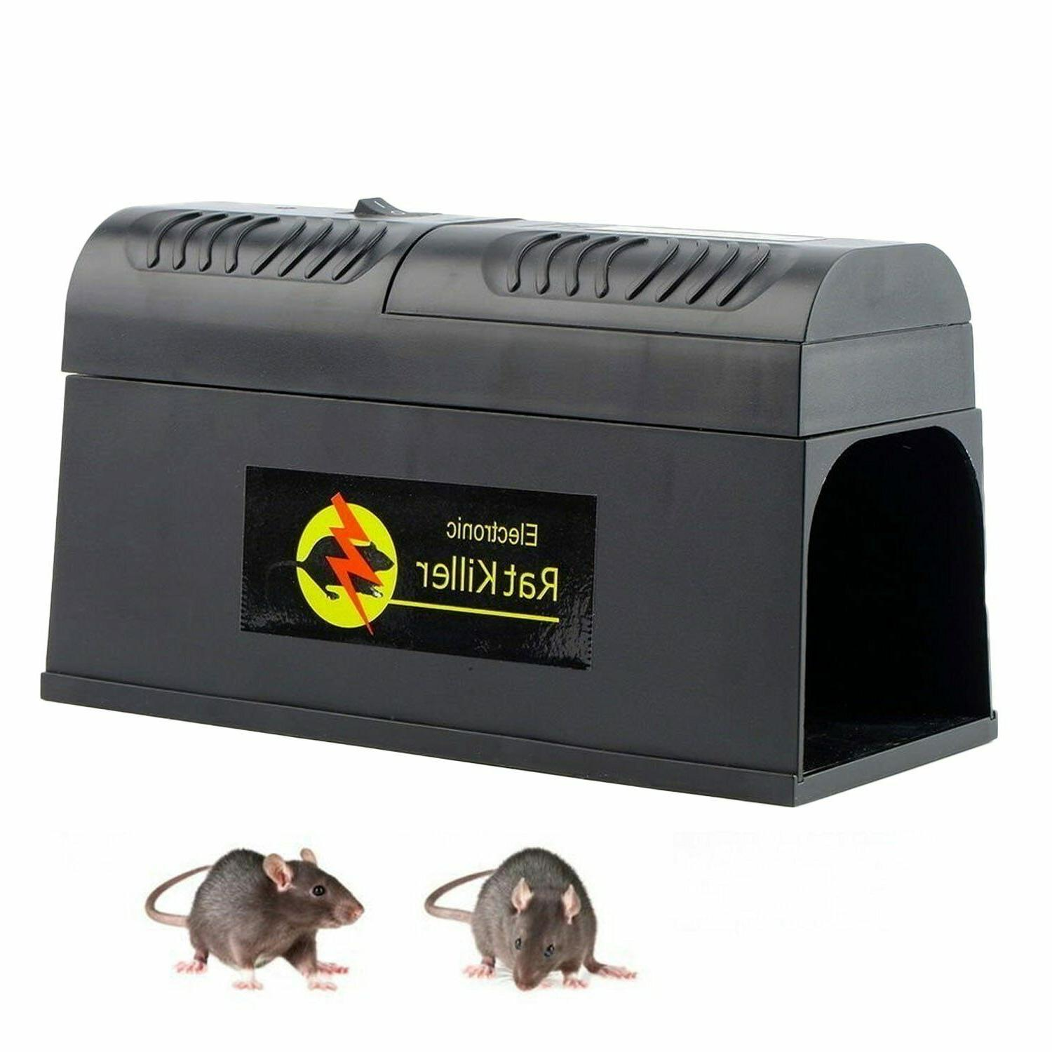 Electric Rat Rodent Killer For Serious Pest Control