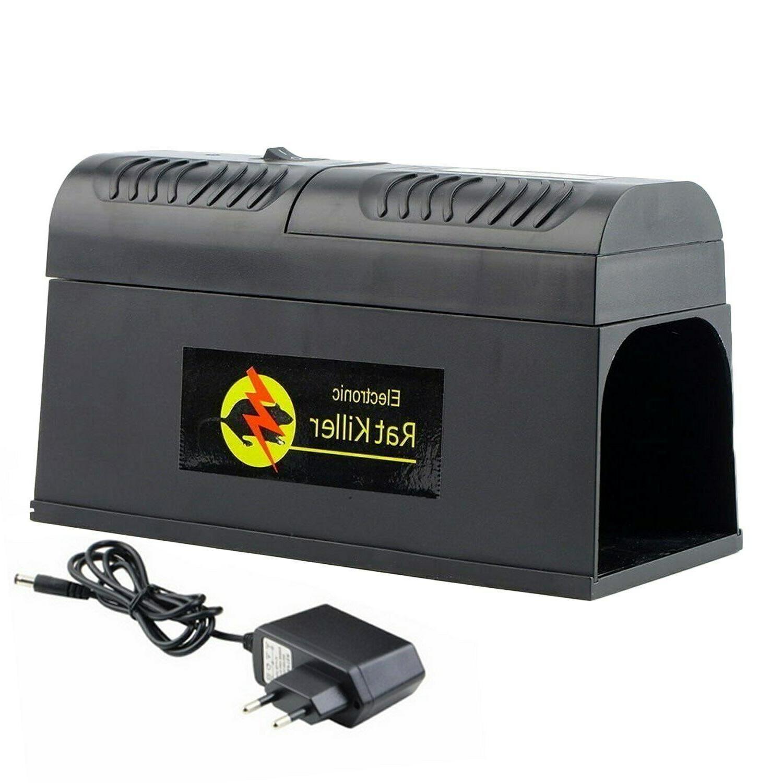 Electric Shock Rat Killer Control