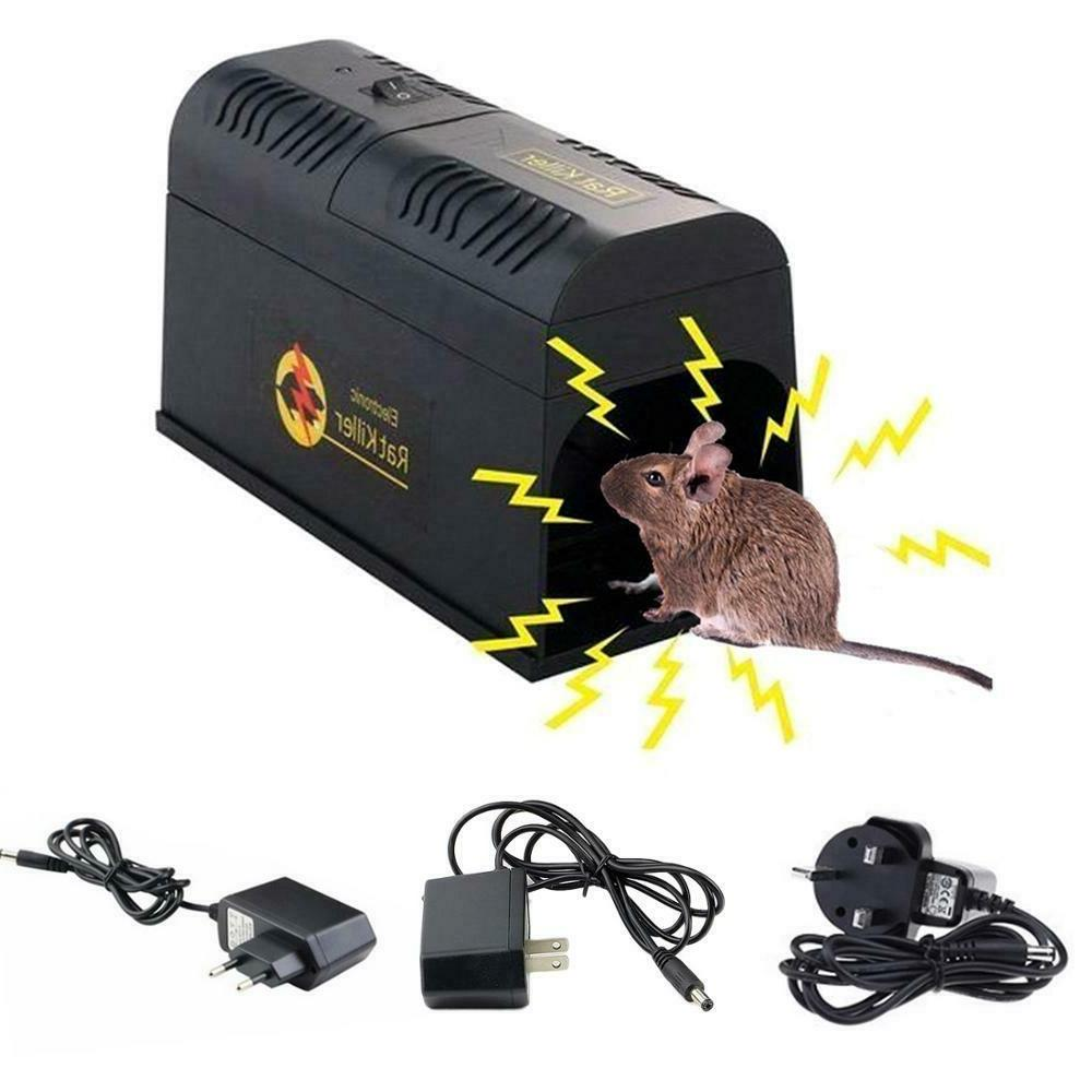 electric shock mouse mice rat rodent trap