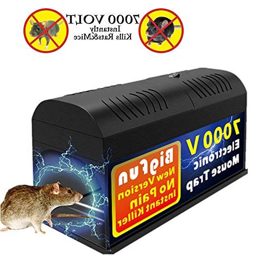 electronic mouse rodent traps