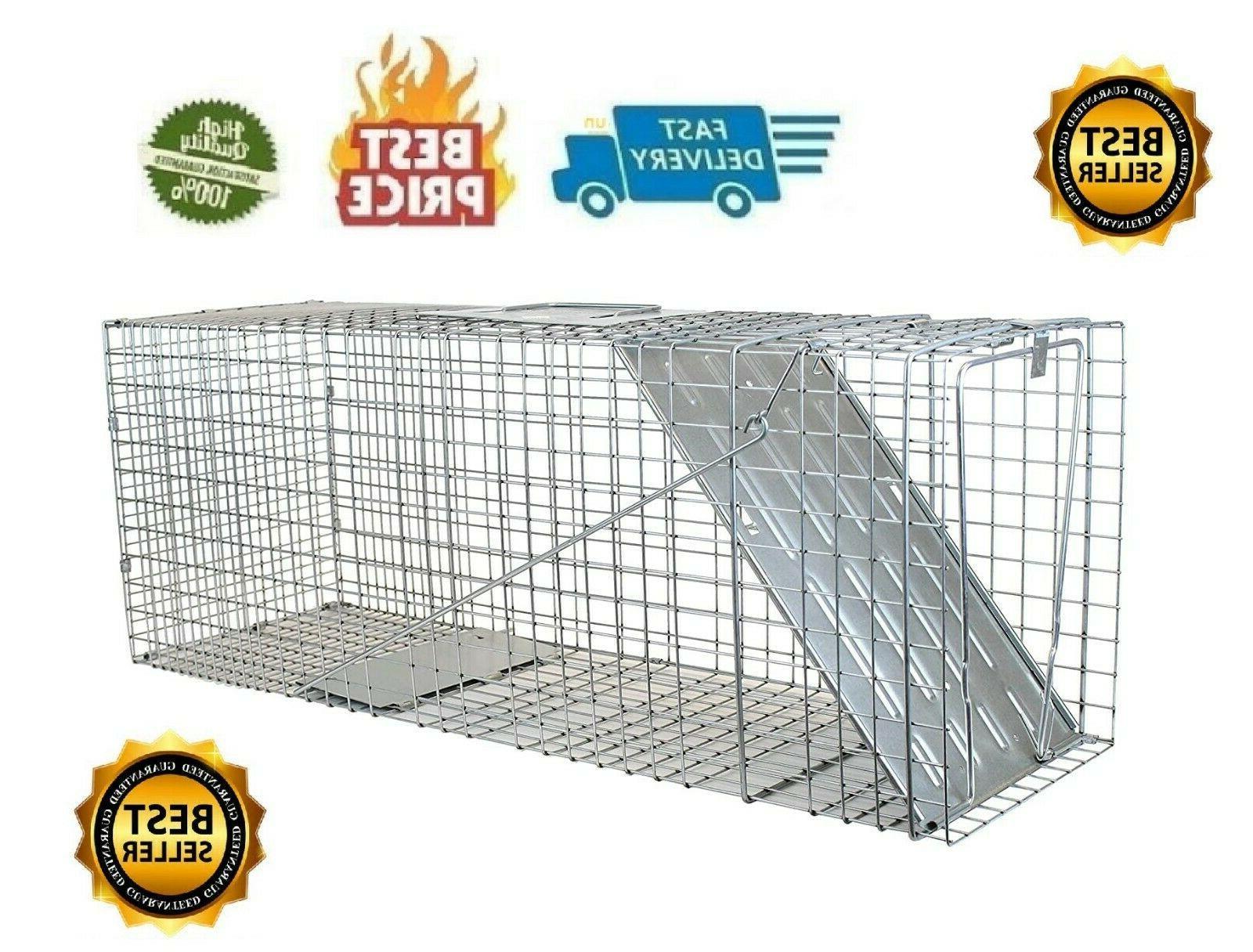 havahart 0745 one door animal trap