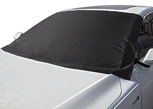 heavy duty windshield snow cover