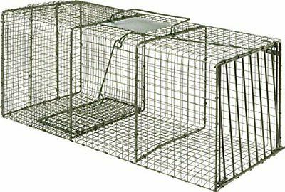 heavy duty x large animal cage trap