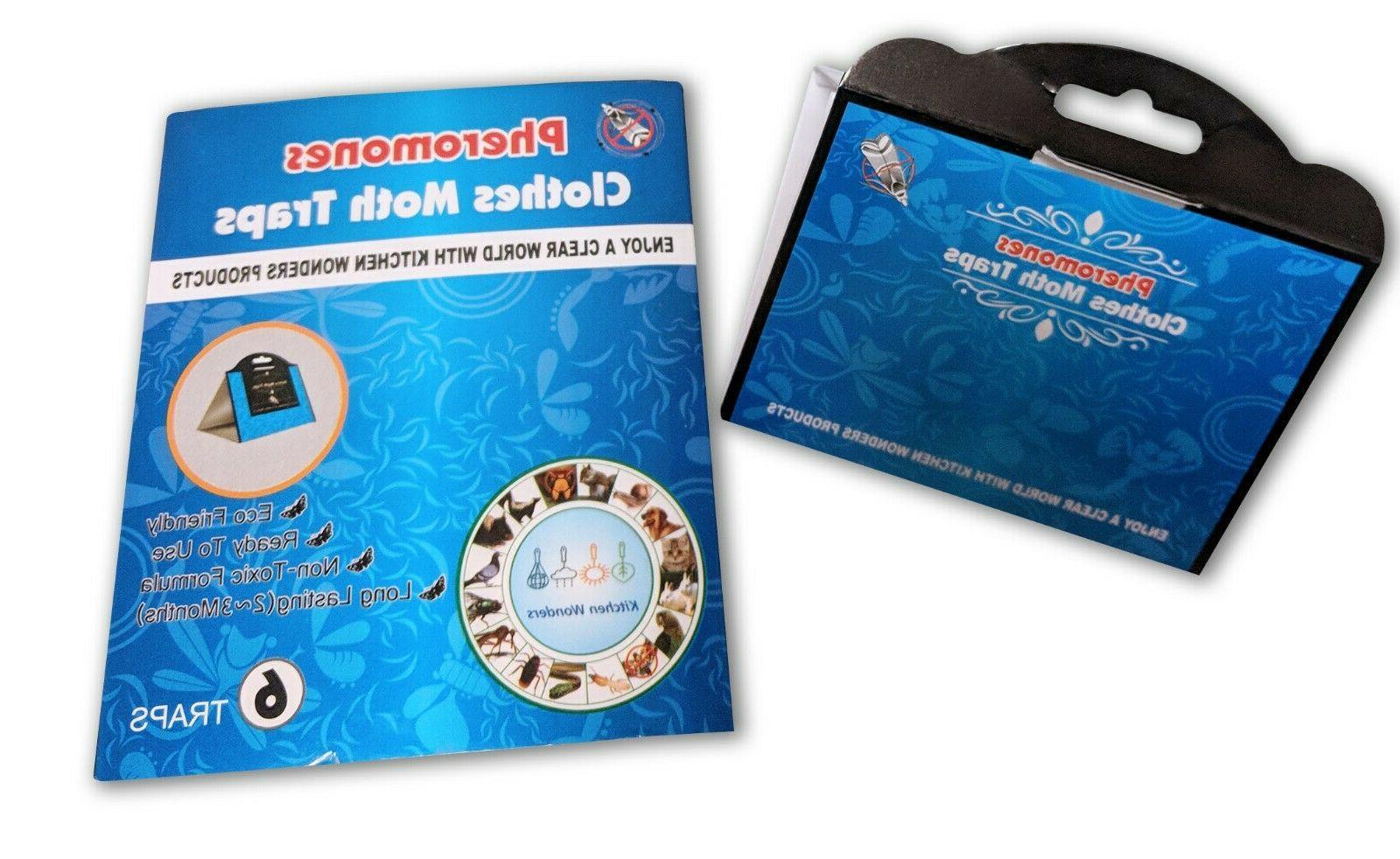Clothes Moth Sealed Safe Pk