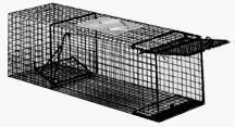 Kness Manufacturing Katch-All # 150-0-006 Chipmunk, Rat & We