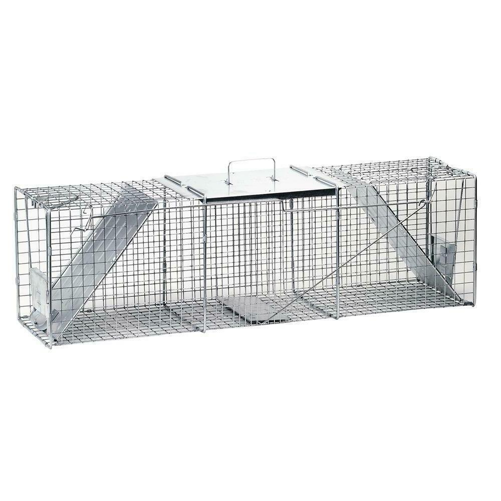 live animal cage trap x large 2