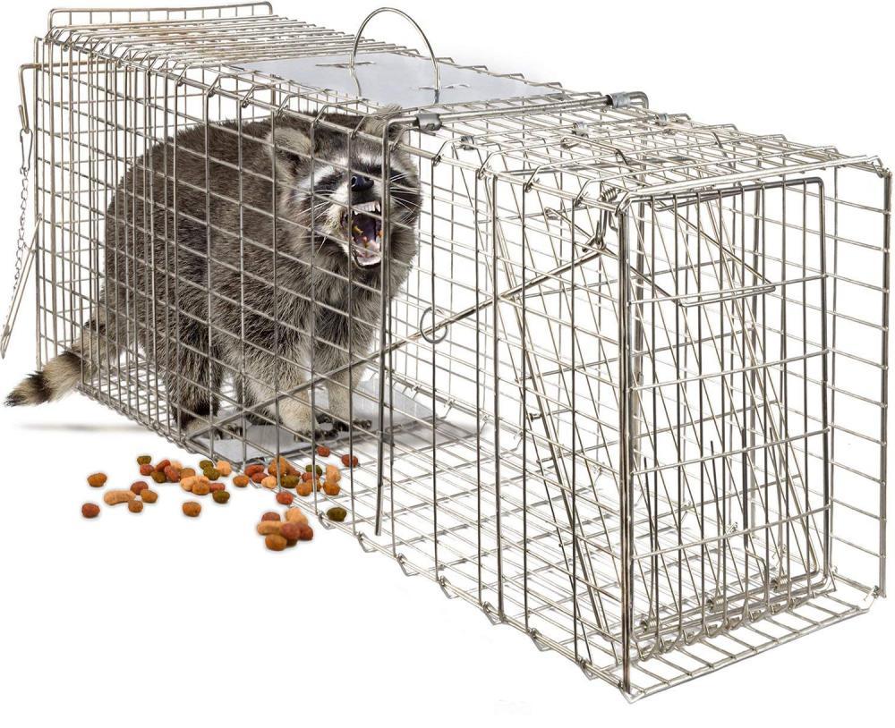live animal trap 32 x12 x12 large