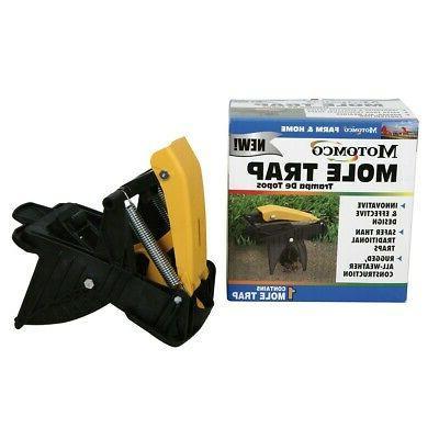 mole trap heavy duty hands free fast