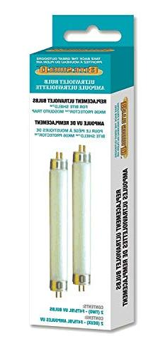 2-Pack Mosquito Trap Protector UV Bulb Replacement