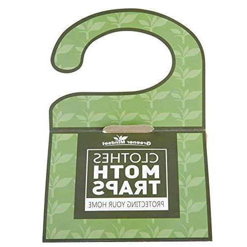 Greener Moth Traps 7-Pack with Pheromone Attractant Effective Trap