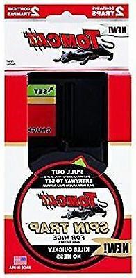 Motomco 33545 2-pk Spin Mouse Trap