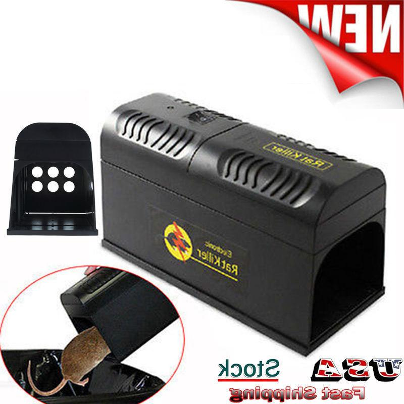 LOT Electronic Mouse Victor Pest Zapper Rodent@