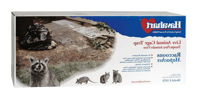 New! Trap Wire Cage RACCOONS